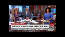Germanwings plane crashes in southern France: Plane Crash French Alps