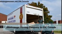 Mississauga Movers : Local Moving Services : Get A Moving Quote