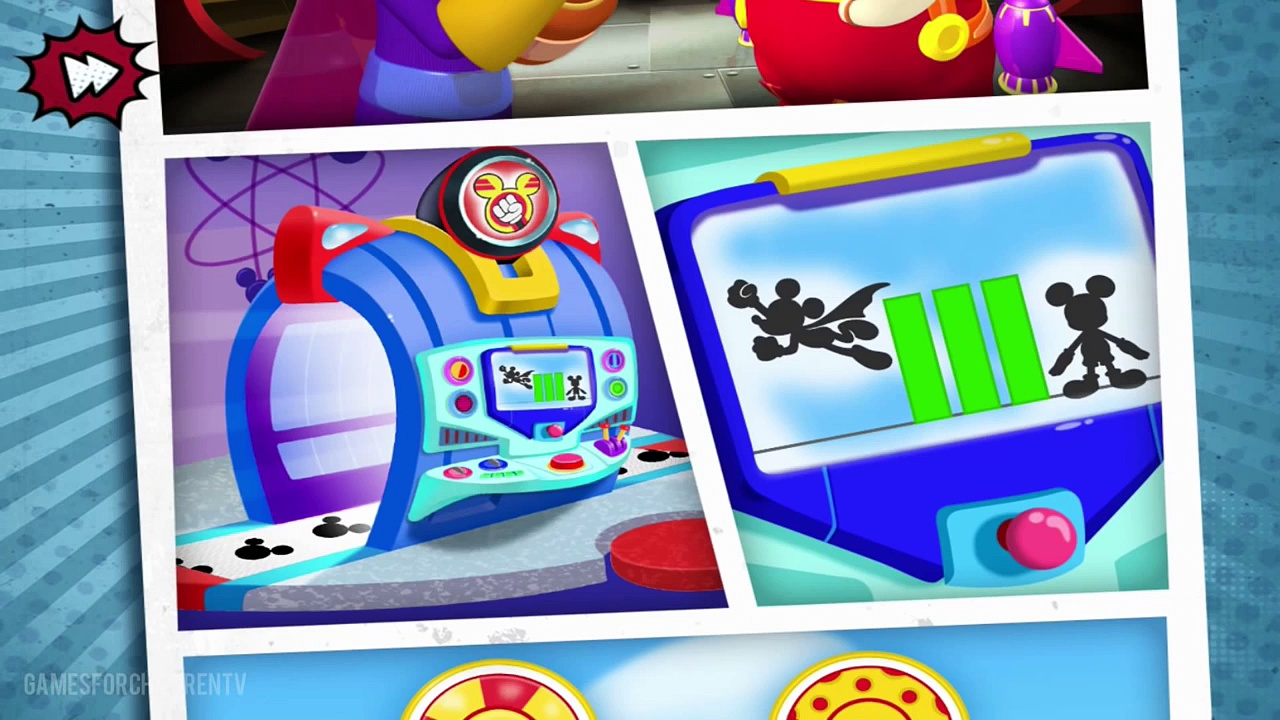 Mickey Mouse Clubhouse Full Episode of Mickeys Super Adventure Game - Complete W