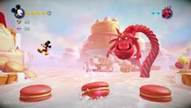 Mickey Mouse Clubhouse Game - Castle of Illusion Clip- Licorice Dragon Boss - HD 1080p Englis... (HD)