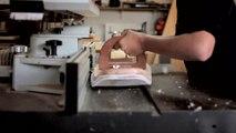 Skateboard écolo à base de seaux en plastiques : THE BUCKET BOARD