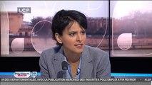 "Najat Vallaud-Belkacem : ""Nicolas Sarkozy a été le meilleur impresario du FN"""