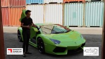 Lamborghini Aventador    Supercar Review by Bangkok Supercar