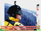 All in 1 Helmet Mount Kit For GoPro For GoPro HD HERO3 GoPro HERO3  and GoPro AHDBT-201 AHDBT-301