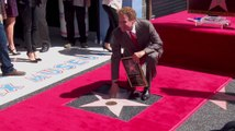 Will Ferrell receives a star on Hollywood Walk of fame