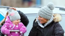 Zara Phillips Admits It's Been ''Tough'' Getting Back in Shape After Baby, Is Hoping to Compete in 2016 Olympics