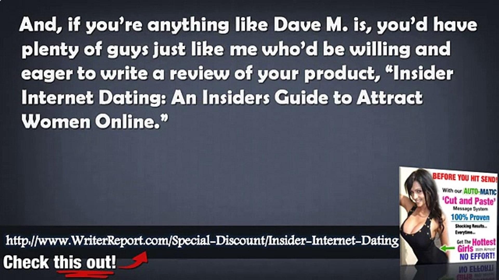 Dave m σε απευθείας σύνδεση dating
