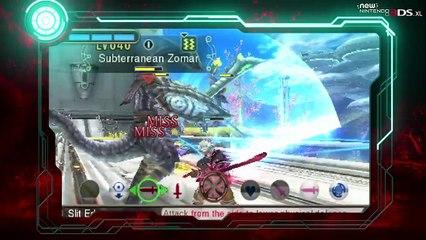Xenoblade Chronicles 3D - Bande-annonce de lancement