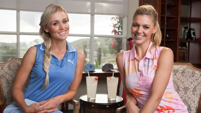 The Sexiest Shots in Golf - Sports Illustrated's Kelly Rohrbach & Blair O'Neal Host New Season of Sexiest Shots