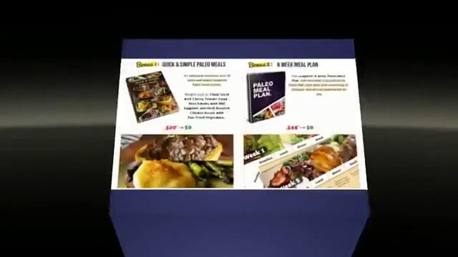 Recipe and Healthy Paleo Recipe Book over 370 easy recipes