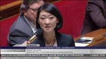 Radio France : Fleur Pellerin renvoie la responsabilité au gouvernement Fillon