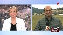 Crash mortel dans les Alpes : la zone de l'accident est difficile d'accès