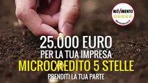 Giuseppe L'Abbate (M5S) Microcredito: il M5S ti spiega come accedere - MoVimento 5 Stelle
