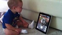 Ребенок разговаривает с котом! Приколы. Шутки. Юмор. » Смотреть онлайн новинки фильмов в хорошем качестве бесплатно.