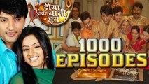Diya Aur Baati Hum' Completes 1000 Episodes!! | Star Plus