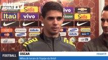 """Football / Amical / Oscar : """"Le Brésil n'a pas peur de la France"""" - 25/03"""