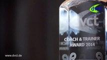 Coach & Trainer Award 2014 des Deutschen Verbandes für Coaching und Training e.V. (dvct)