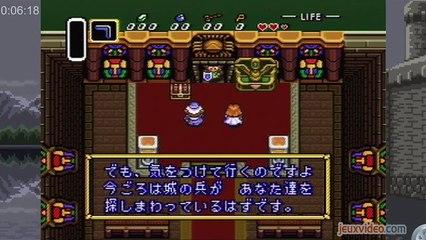 Speed Game Hors-série: Live Zelda 3 ALTTP par KartSeven