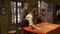 1037 Aurora presenta a Bosco como su hermano delante de Emilia y la familia