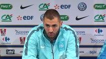 Foot - Bleus : Benzema «On est forts»