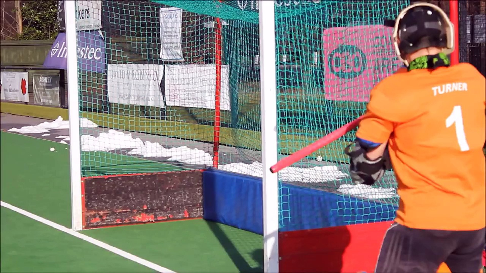 Field Hockey Goalkeeper Training Drills 2 Video Dailymotion