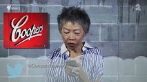 Lee Lin Chin proves she is a Twitter God and reads out her own mean tweets