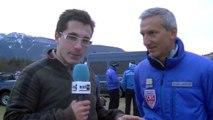 Crash de l'A320: les explications du Capitaine des CRS de Grenoble à la fin du deuxième jour