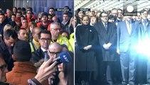 Cataluña en duelo por lo ocurrido en los Alpes franceses