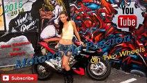 Yamaha r1 –  Street Fighter Bike Stunts (Crazy Trick, Burnout, Acceleration, Speed, Wheelie