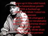 Eminem, Tupac, Nas, DMX - Hate me now - lyrics