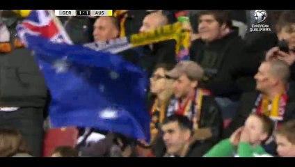Germany 2-2 Australia - All Goals -  25-03-2015