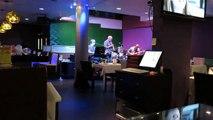 FRIDA Blues Night HH City Blues Band + Lex on Piano  22 aug 14 4