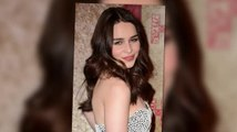 Emilia Clarke Has No Regrets About Turning Down 50 Shades Role