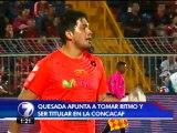 Alfonso Quesada apunta a la titularidad en el arco Alajuelense para la Concacaf