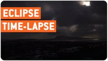 Amazing Solar Eclipse Time-Lapse | Sun To Darkness