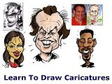 Learn To Draw Caricatures - Learn To Draw Cartoon - Learn To Draw Caricatures Reviews