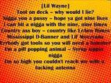 9mm Lyrics - David Banner Ft. Snoop Dogg Akon & Lil Wayne