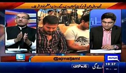Mujeeb ur Rehman Defending The Mubashir Luqmaan Videos Of Nine Zero And Criticising Members Of Rabta Community
