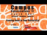 Campus Conversations  Preston University  Comments Ahmed Ayub Khan Speaker