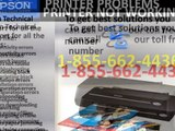 (+1)8556624436 Epson Printer Not Working-Printer Not Responding