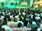 Zakir Manzoor Hussain Shah 8 March 2013 Jalsa Zakir Qazi Waseem
