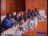 Télé-Congo : Journal du 25/03/2015 - Partie 1
