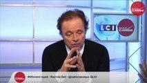 Rachida Dati, invitée de Guillaume Durand avec LCI (26.03.15)