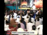 Zakir Naveed Ashiq Hussain 8 March 2013 Jalsa Zakir Qazi Waseem