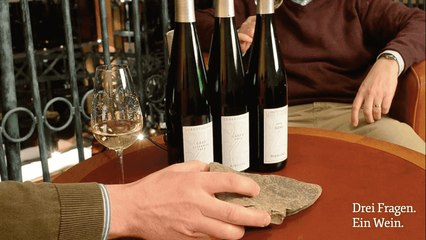 3 Fragen, 1 Wein mit Andreas Barth
