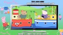 LA CERDITA PEPPA VIAJANDO EL EN BARCO   VIDEOS DE PEPPA PIG ● PEPPA PIG EN ESPAÑOL
