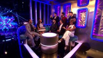 Sarah Jane and the contestants have a chat with John Legend _ The Xtra Factor UK