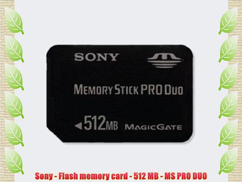Bulk Package Sony 16 GB Memory Stick PRO Duo Flash Memory Card MSMT16G