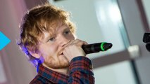 Adorable Ed Sheeran Surprises Couple at Their Wedding