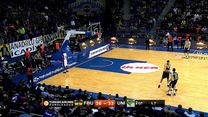 Vidéo : l'incroyable panier à 3 points de Bogdanovic